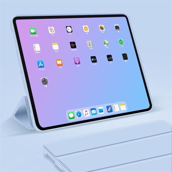 "Haffner FN0160 Apple iPad Air 4 10,9""(2020) fekete (Smart Case) védőtok - 2"