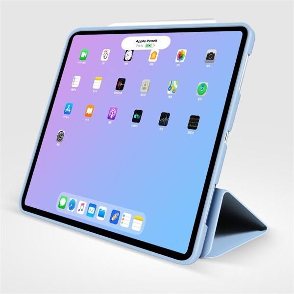 "Haffner FN0160 Apple iPad Air 4 10,9""(2020) fekete (Smart Case) védőtok - 5"
