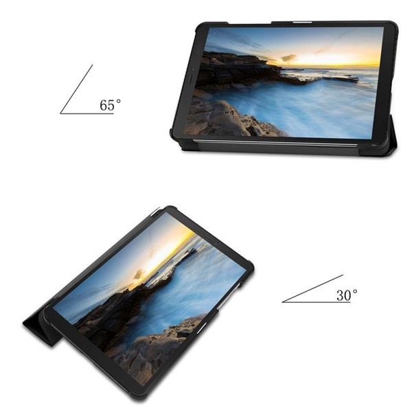 "Haffner FN0194 Galaxy Tab A 8"" (2019) fekete (Smart Case) védőtok - 3"