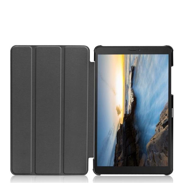 "Haffner FN0194 Galaxy Tab A 8"" (2019) fekete (Smart Case) védőtok - 5"
