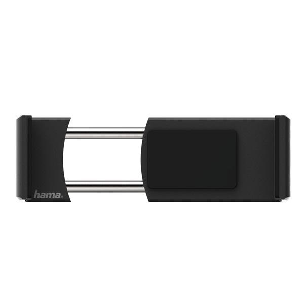 """Hama 178222 """"FLIPPER 2.0"""" univerzális szellőzőrácsba rögzíthető alu. fekete autós telefon tartó a PlayIT Store-nál most bruttó 15.999 Ft."""