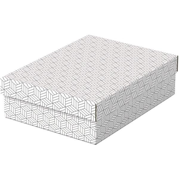 Home 3db/csomag fehér ajándék/tárolódoboz - 1