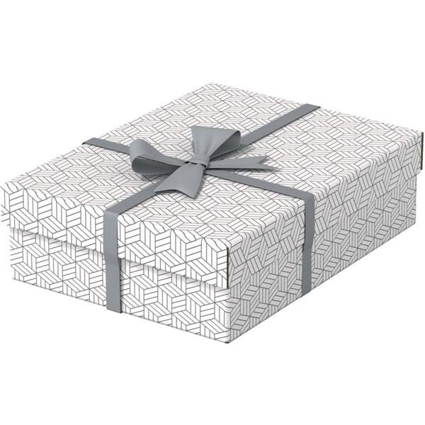 Home 3db/csomag fehér ajándék/tárolódoboz - 3