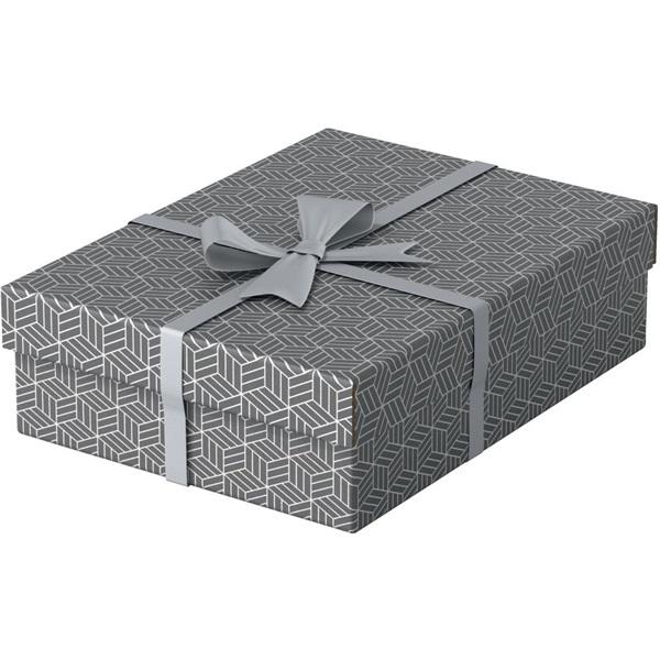 Home 3db/csomag szürke ajándék/tárolódoboz - 3