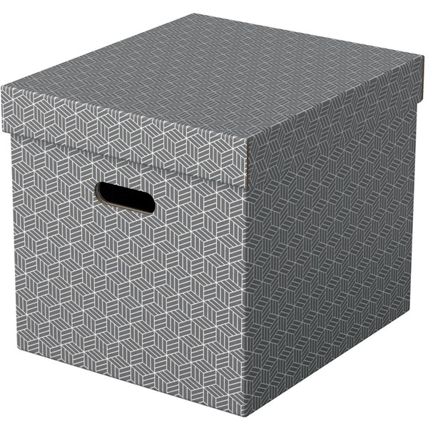 Home kocka alakú 3db/csomag tárolódoboz - 1