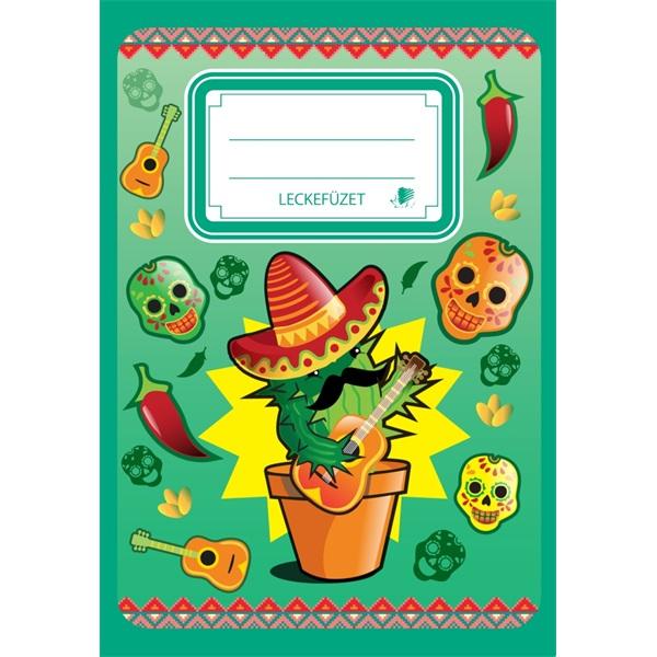 ICO Süni kaktusz A5 leckefüzet - 1