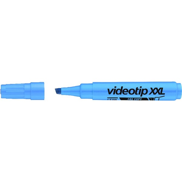 ICO Videotip XXL kék szövegkiemelő - 1