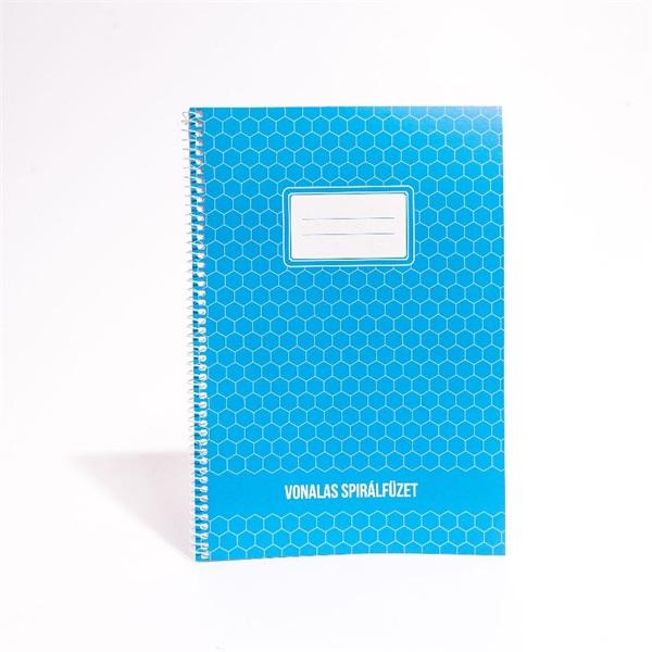 IRISOffice A4 60 lapos vonalas spirálfüzet - 1