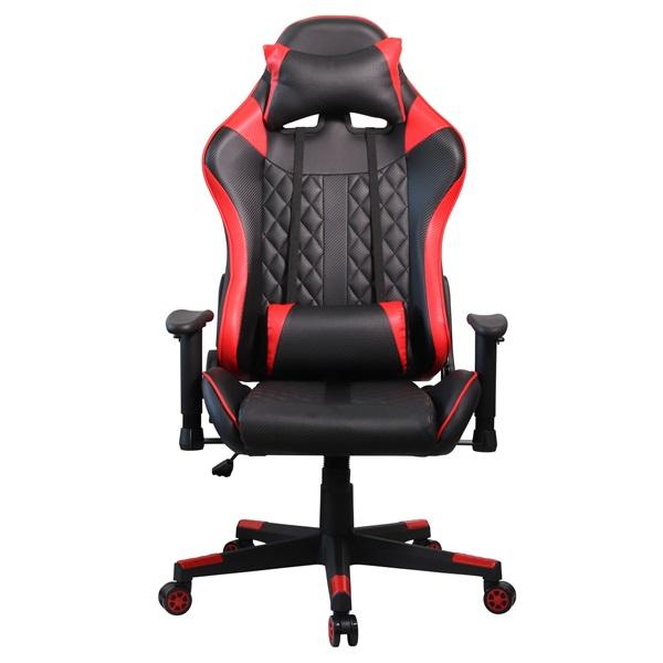Iris GCH206BR fekete piros gamer szék | 576 KByte