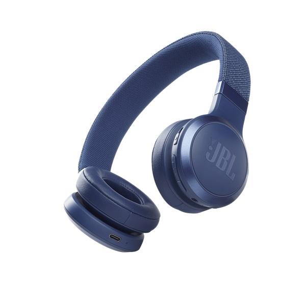JBL LIVE 460 NC BLU Bluetooth aktív zajszűrős kék fejhallgató a PlayIT Store-nál most bruttó 15.999 Ft.