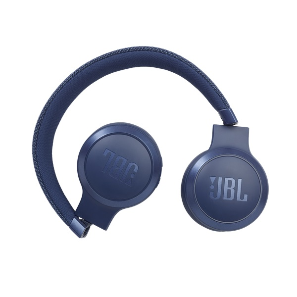 JBL LIVE 460 NC BLU Bluetooth aktív zajszűrős kék fejhallgató - 4