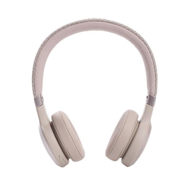 JBL LIVE 460 NC ROSE Bluetooth aktív zajszűrős rózsaszín fejhallgató - 2