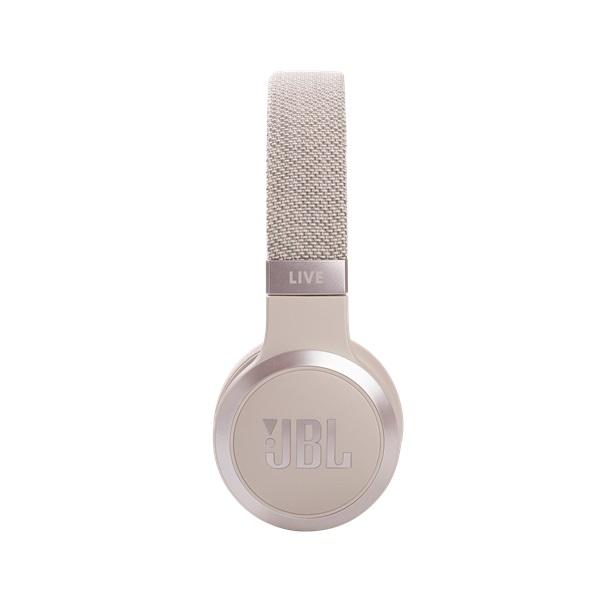 JBL LIVE 460 NC ROSE Bluetooth aktív zajszűrős rózsaszín fejhallgató - 3