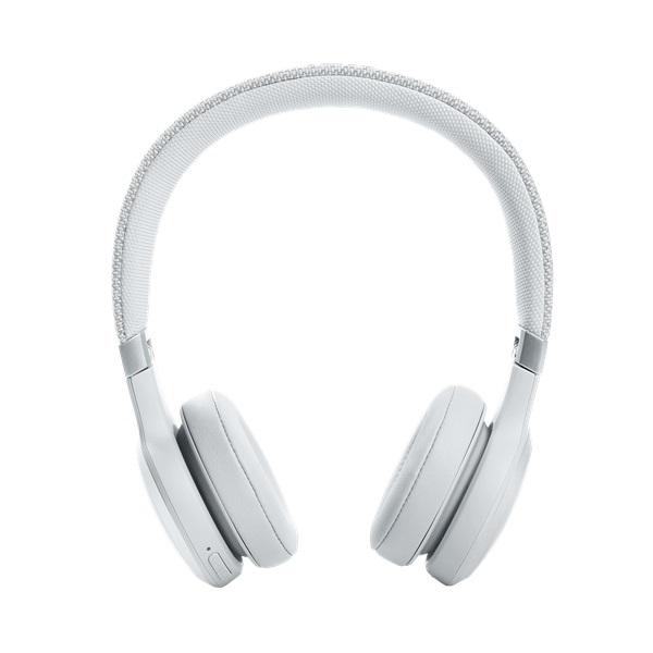 JBL LIVE 460 NC WHT Bluetooth aktív zajszűrős fehér fejhallgató - 2