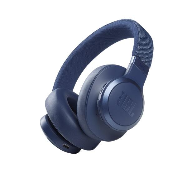 JBL LIVE 660 BTNC BLU Bluetooth aktív zajszűrős kék fejhallgató a PlayIT Store-nál most bruttó 15.999 Ft.