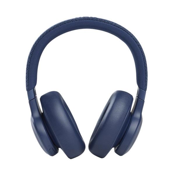 JBL LIVE 660 BTNC BLU Bluetooth aktív zajszűrős kék fejhallgató - 2