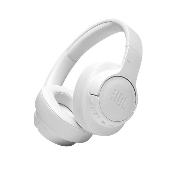 JBL T710BTWHT Bluetooth fehér fejhallgató a PlayIT Store-nál most bruttó 15.999 Ft.