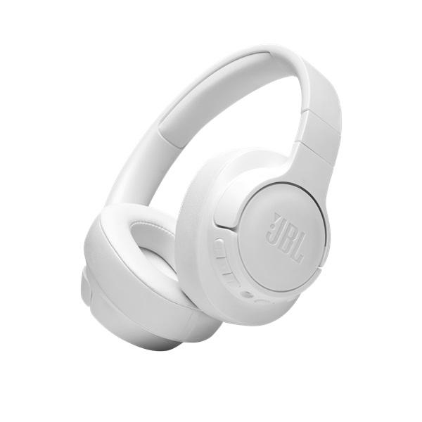 JBL T760NCWHT Bluetooth aktív zajszűrős fehér fejhallgató a PlayIT Store-nál most bruttó 15.999 Ft.
