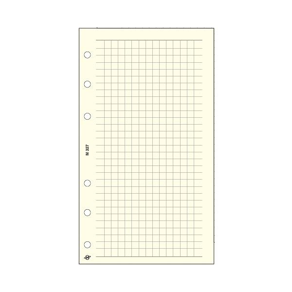 Kalendart Saturnus M327 négyzethálós jegyzetlap gyűrűs naptár kiegészítő - 1