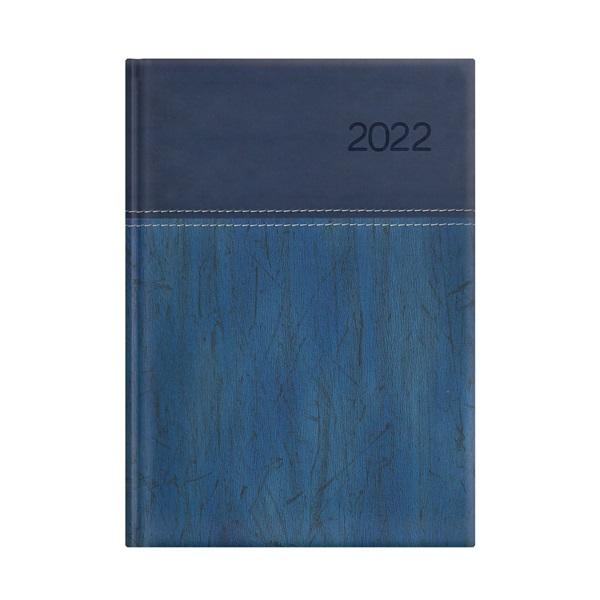 Kalendart United 2022-es U011 B5 heti beosztású kék határidőnapló - 1
