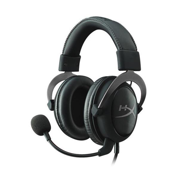 Kingston HyperX Cloud II 3,5 Jack/USB fegyverszürke gamer headset a PlayIT Store-nál most bruttó 15.999 Ft.