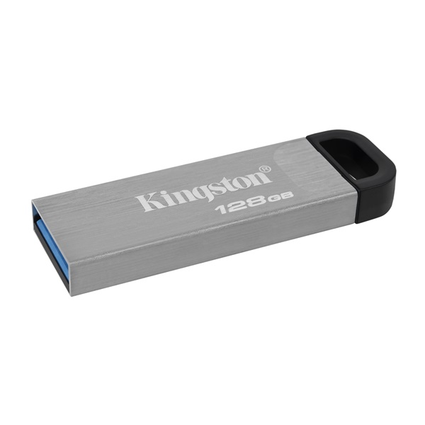 Kingston Kyson 128GB USB 3.0 Ezüst (DTKN/128GB) Flash Drive