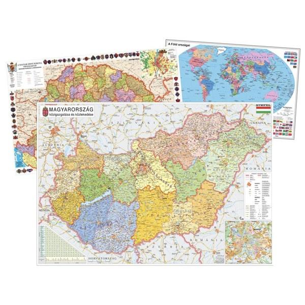 Könyöklo A Föld államai 65x45 cm - 1
