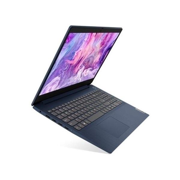 """Lenovo IdeaPad 3 15ADA05 81W100VNHV laptop (15,6""""FHD/AMD Ryzen 5-3500U/Int. VGA/8GB RAM/256GB/Win10S) - kék - 3"""