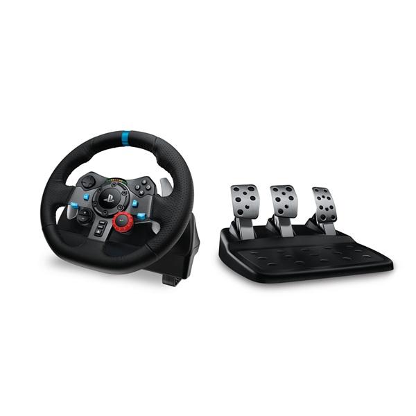 Logitech G29 Driving Force PC/PS4/PS5 versenykormány a PlayIT Store-nál most bruttó 15.999 Ft.