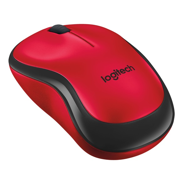 Logitech M220 Silent vezeték nélküli piros egér a PlayIT Store-nál most bruttó 15.999 Ft.