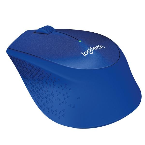 Logitech M330 Silent vezeték nélküli kék egér a PlayIT Store-nál most bruttó 15.999 Ft.