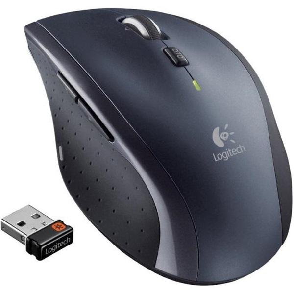 Logitech M705 Marathon vezeték nélküli lézeres fekete egér a PlayIT Store-nál most bruttó 15.999 Ft.