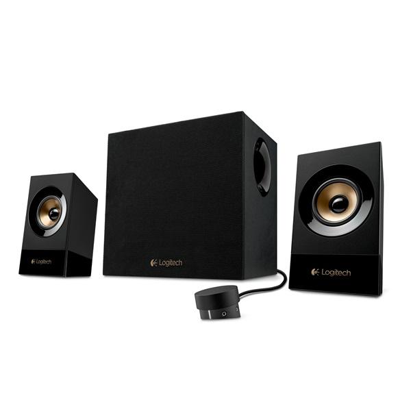 Logitech Z533 jack 2.1 60W fekete hangszóró a PlayIT Store-nál most bruttó 15.999 Ft.