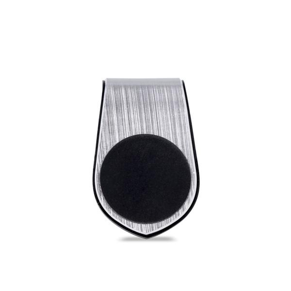 Maxlife TF-0073 univerzális szellőzőrácsba illeszthető mágneses fekete autós telefon tartó - 3