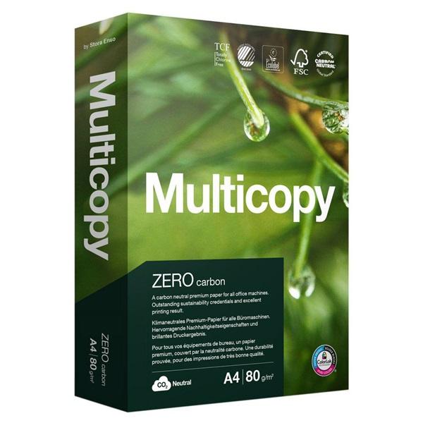 Multicopy Zero fénymásolópapír A4 80g
