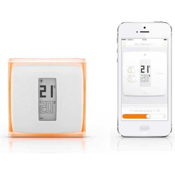 Netatmo Thermostat okos digitális termosztát - 1