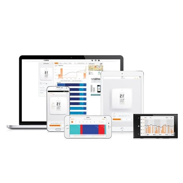 Netatmo Thermostat okos digitális termosztát - 2