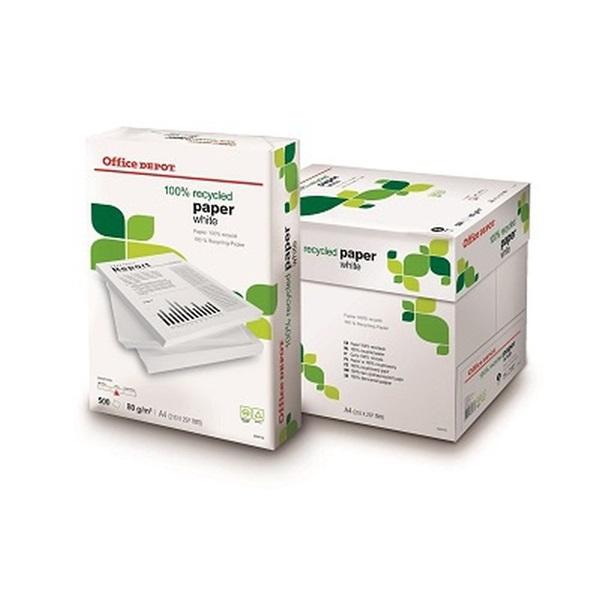 Office Depot Recycled másolópapír A4 80g fehér