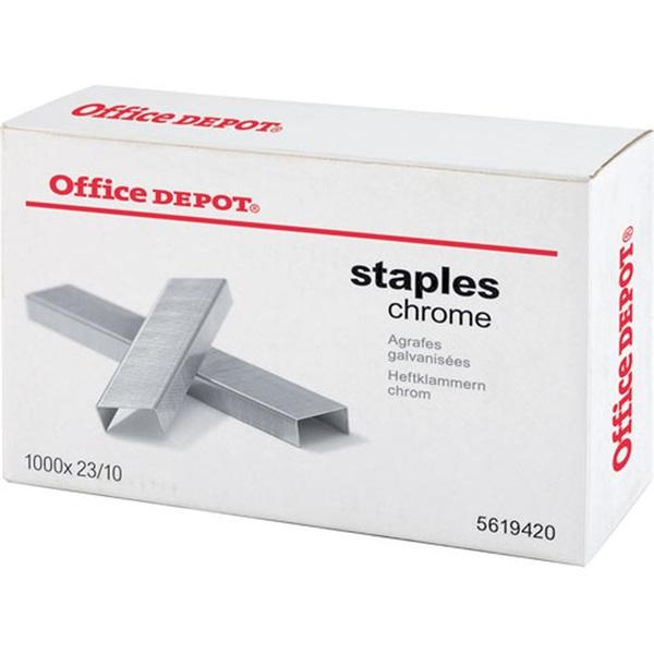 Office Depot fűzőkapocs 23/10 1000 db/cs