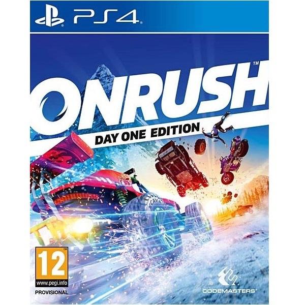 Onrush PS4 játékszoftver - 1