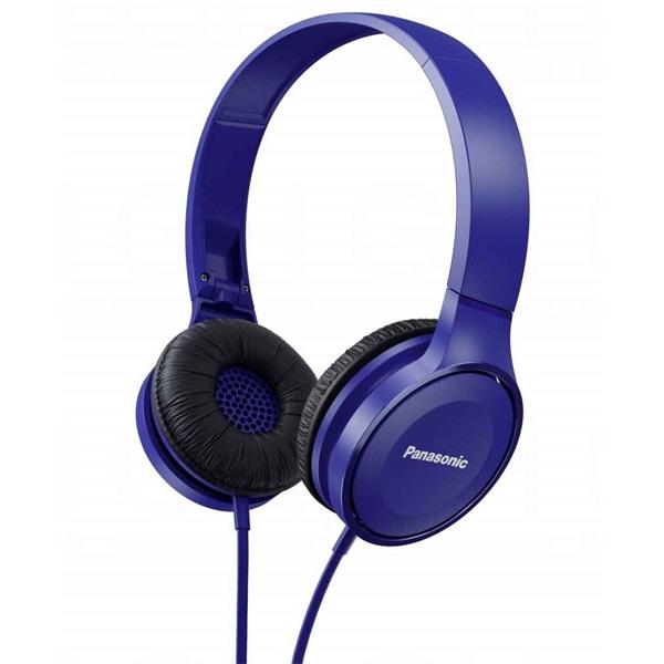 Panasonic RP-HF100ME-A kék mikrofonos fejhallgató a PlayIT Store-nál most bruttó 15.999 Ft.