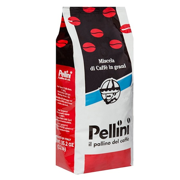 Pellini Break Rosso 1000 g szemes kávé - 1
