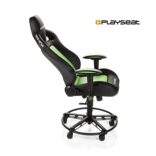 Playseat L33T Gamer szék zöld - 4
