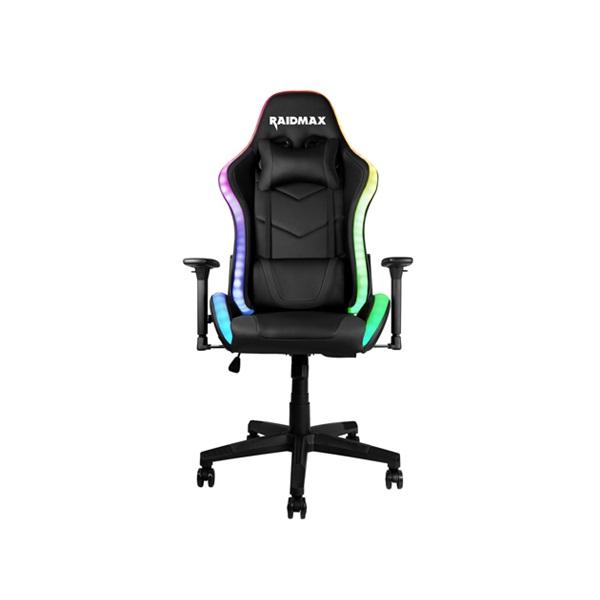 RAIDMAX Drakon DK925 fekete ARGB gamer szék - 1