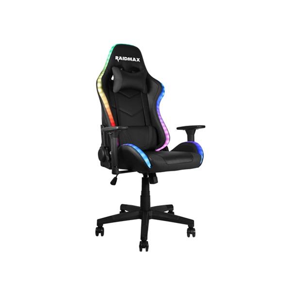 RAIDMAX Drakon DK925 fekete ARGB gamer szék - 2
