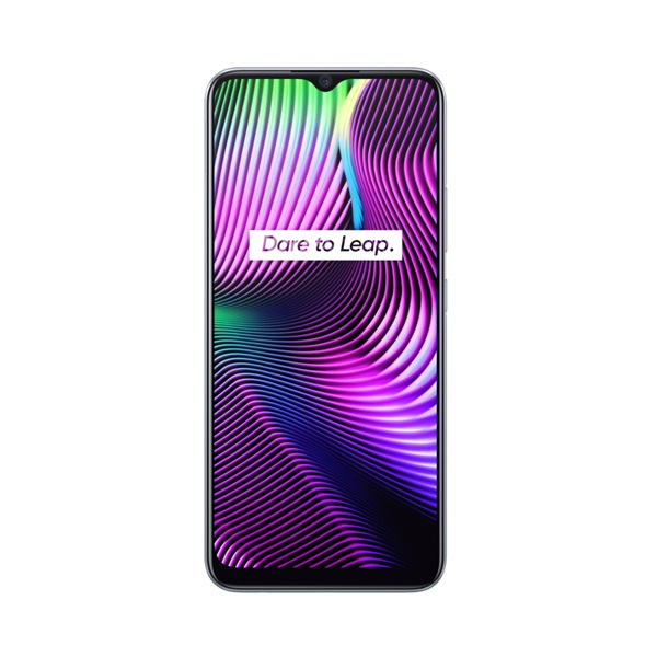 Realme 7i 4/64GB Dual SIM kártyafüggetlen okostelefon - ezüst (Android) - 1