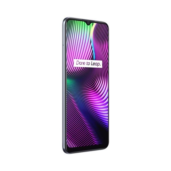 Realme 7i 4/64GB Dual SIM kártyafüggetlen okostelefon - ezüst (Android) - 2