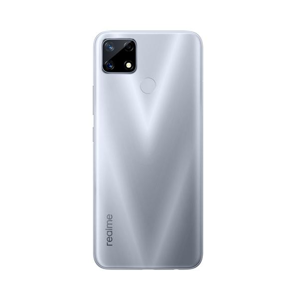 Realme 7i 4/64GB Dual SIM kártyafüggetlen okostelefon - ezüst (Android) - 4