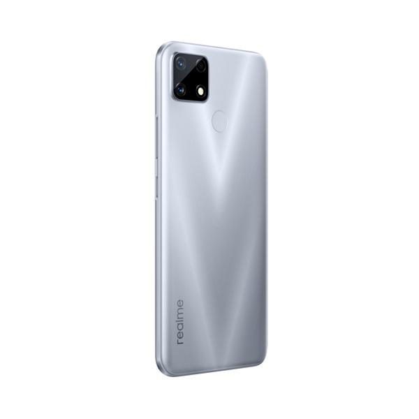 Realme 7i 4/64GB Dual SIM kártyafüggetlen okostelefon - ezüst (Android) - 5