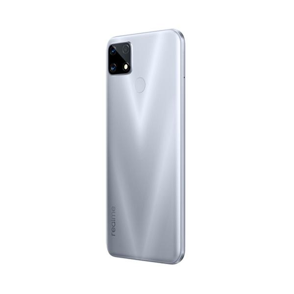 Realme 7i 4/64GB Dual SIM kártyafüggetlen okostelefon - ezüst (Android) - 6